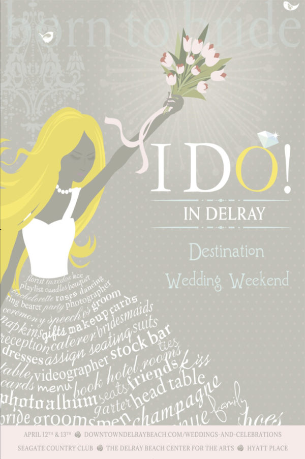 I DO! Delray Boutique Wedding Weekend, Bridal Show, South Florida Bridal Show