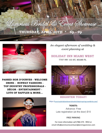 luxuriousbridalshow
