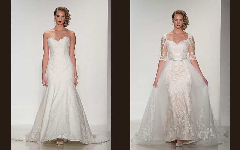 U201cTheir Stories Have Inspired My Designs,u201d Says Matthew. U201cThe Excitement In  A Brideu0027s Eyes The Moment She Sees Herself Wearing The Gown Of Her Dreams  Is ...