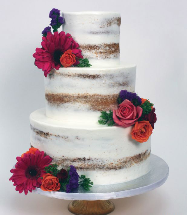 Spring Wedding Cakes: Beautiful Spring Cake Designs