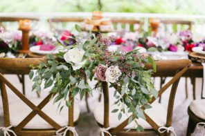 How to Create a Glamorous Outdoor Wedding