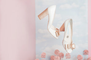 The Perfect Wedding Day Shoe