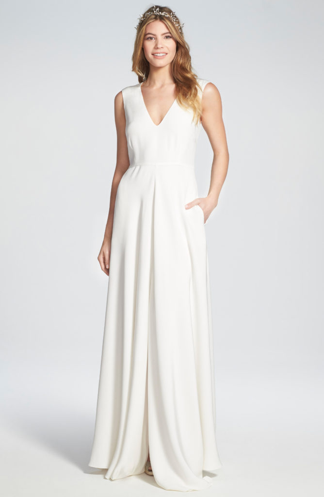 8_Houghton Grady Sleeveless Gown_$2695