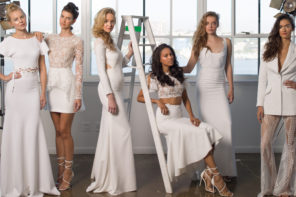 Wedding Gowns for the Edgy Bride