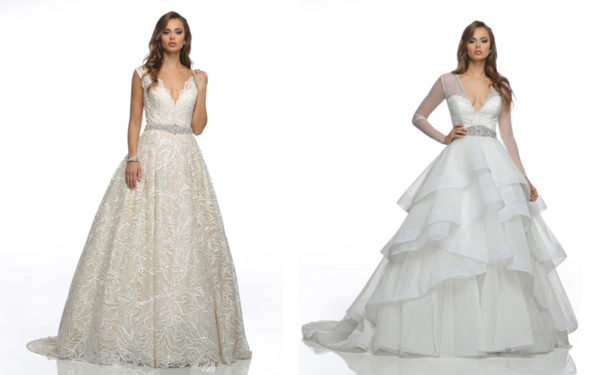 Sample Sale At J Del Olmo Bridal Gallery And Couture Today