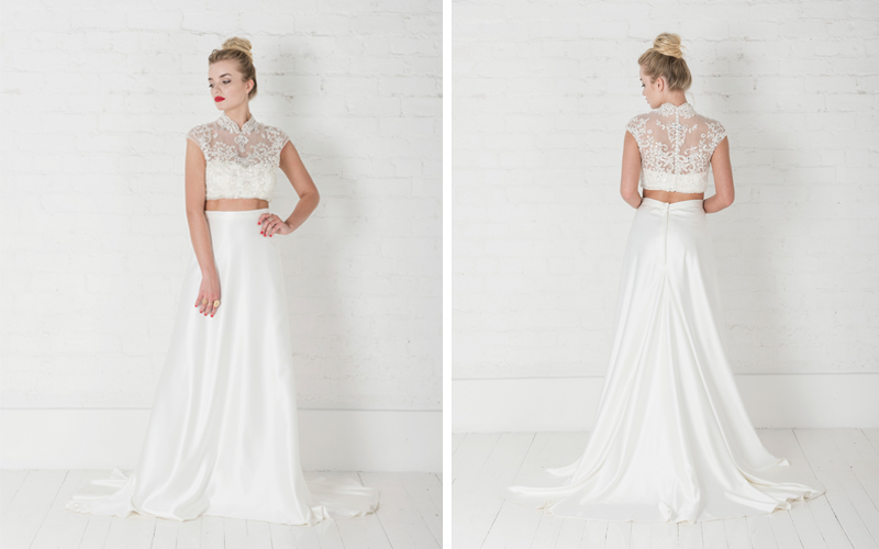 Wedding Gowns for a Free-Spirited Bride | Enchanted Brides