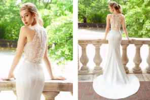 Create Your Wedding Dress with Simply Val Stefani