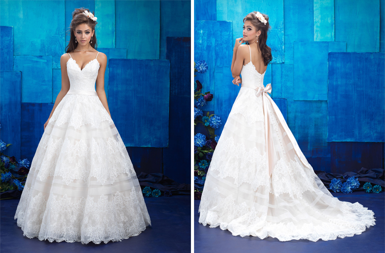 The Perfect Wedding Dresses