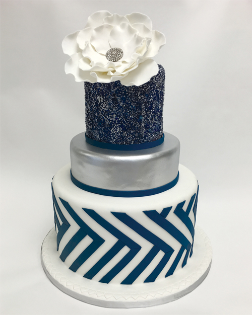 Cake Designs By Edda : Art and Taste! Enchanted Brides