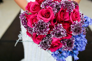Flowers for the Bride and the Groom