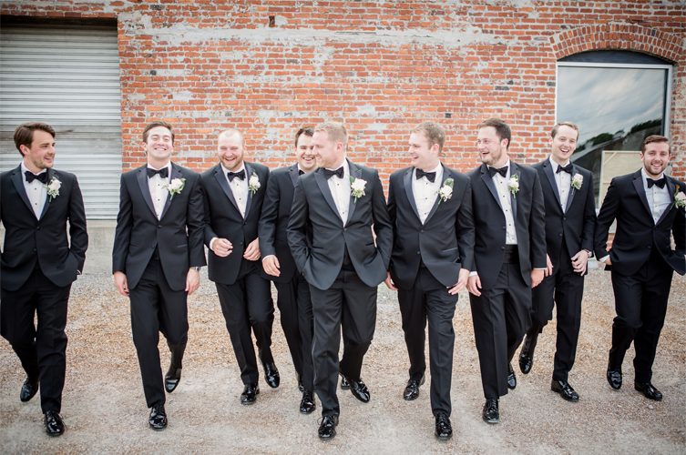 Traditional and timeless wedding enchanted brides ashley and pl worked with street tuxedo to outfit the men of honor i decided to use street tuxedo after speaking with them at a bridal show junglespirit Images