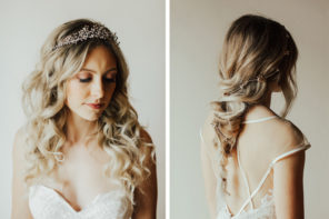 The Perfect Wedding Hair Accessories