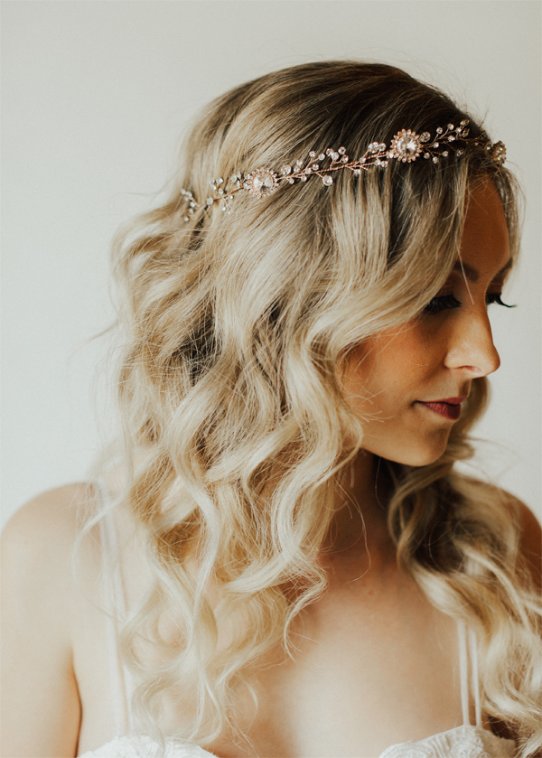 The Perfect Wedding Hair Accessories | Enchanted