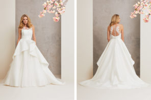 Gorgeous Gowns for the Romantic Bride