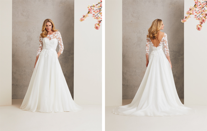 5fd8484a012 Gorgeous Gowns for the Romantic Bride