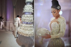 Gucci Mayne and Keyshia's Gorgeous Cake by Edda's Cake Designs!