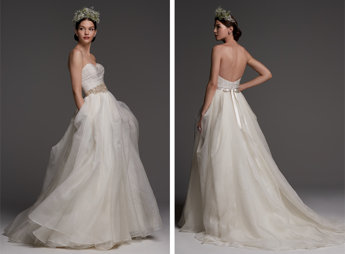 Gowns Fit for a Princess | Enchanted Brides