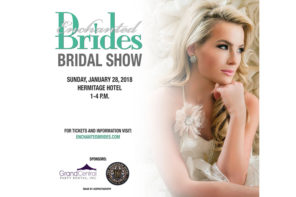 Enchanted Brides Bridal Show at The Hermitage Hotel!