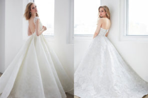 Voluminous, Stunning Bridal Gowns