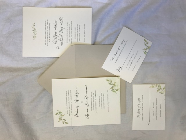 Fresh Modern Wedding Invitation Designs For 2018 Enchanted Brides