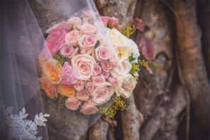 Flowers for the Bride and Groom