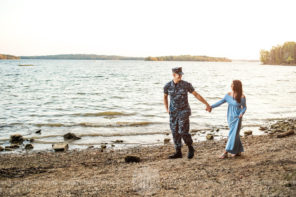 Serene Middle Tennessee Engagement