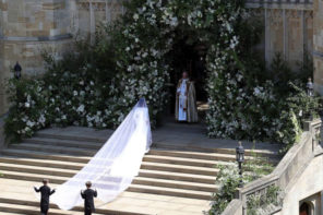 Fashion Fit for the Royal Bride