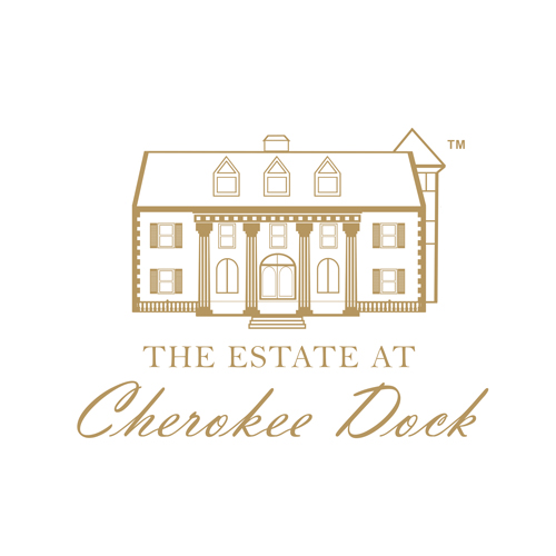 TheEstateAtCherokeeDock_BrandAssets_Logo_LightBackground_Gold