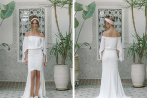 Rime Arodaky's 2018 Honeymoon Collection