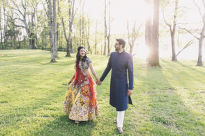 Planning a Serene and Vibrant Wedding Day