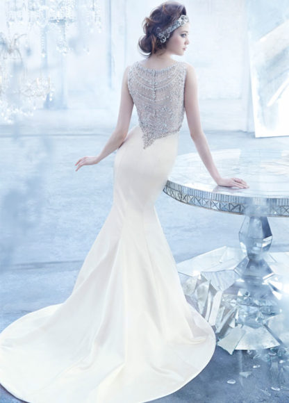 lazaro-bridal-satin-trumpet-gown-v-neck-beaded-embroidered-empire-sheer-jeweled-illusion-chapel-train-3359_zm