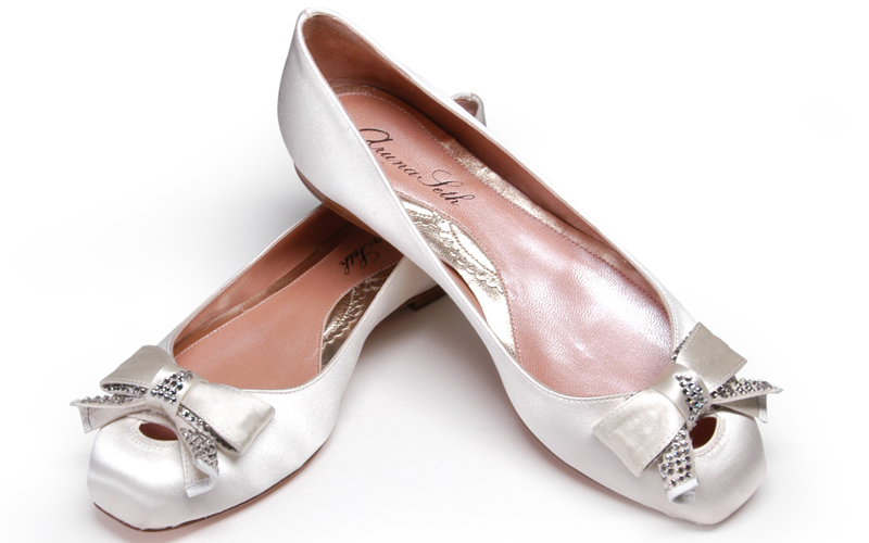 Aruna Seth S Latest Bridal Shoes Collection Enchanted Brides