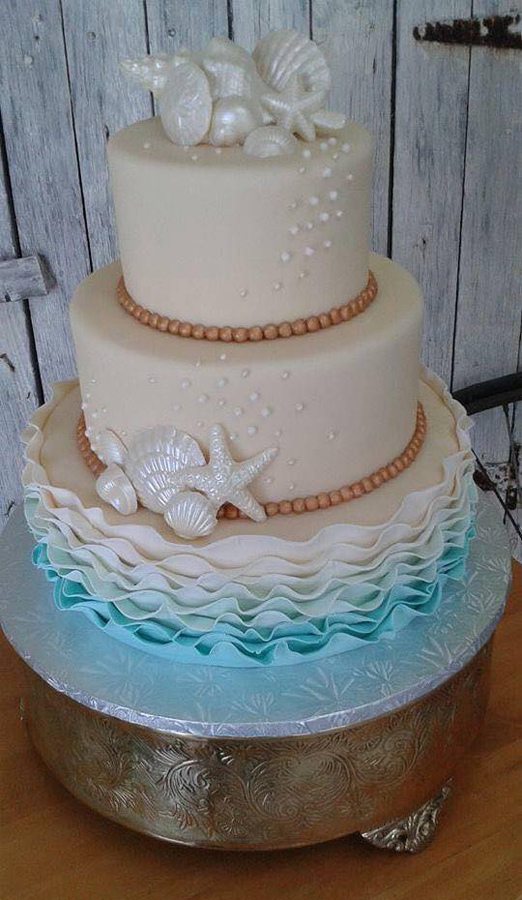 tropical wedding cake designs tropical key west cake designs enchanted brides 21274